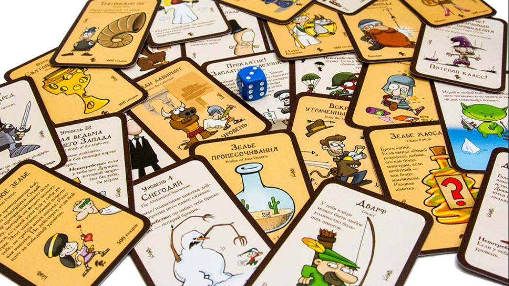 Круглый стол. Редакция «Канобу» вспоминает свои первые настольные игры | Канобу