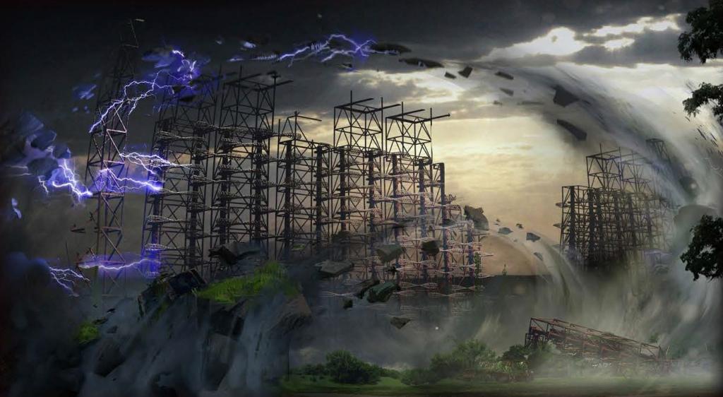 Как погодные условия будут влиять на геймплей в Fear the Wolves? Отвечают разработчики игры   Канобу - Изображение 2094