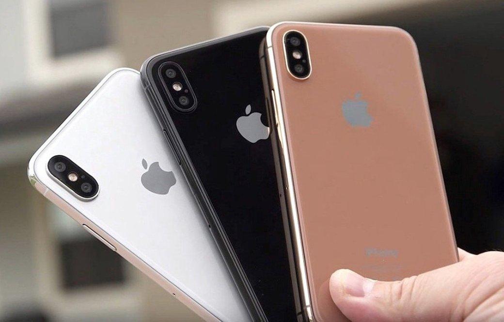 Пачка свежих слухов об iPhone XI: огромная батарея, улучшенный экран и тройная основная камера     Канобу - Изображение 13229