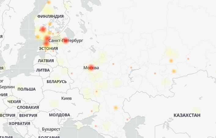 ВРоссии иЕвропе произошел сбой WhatsApp, Instagram иFacebook | Канобу - Изображение 12623