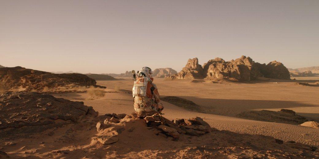Рецензия на «Марсианина»   Канобу - Изображение 0