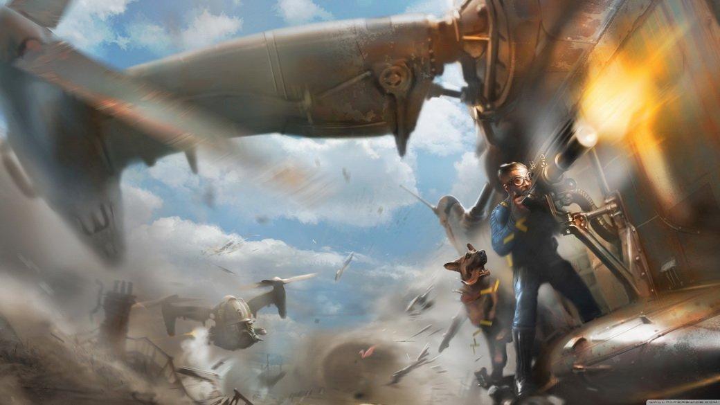 Лучший арт мира Fallout | Канобу - Изображение 2