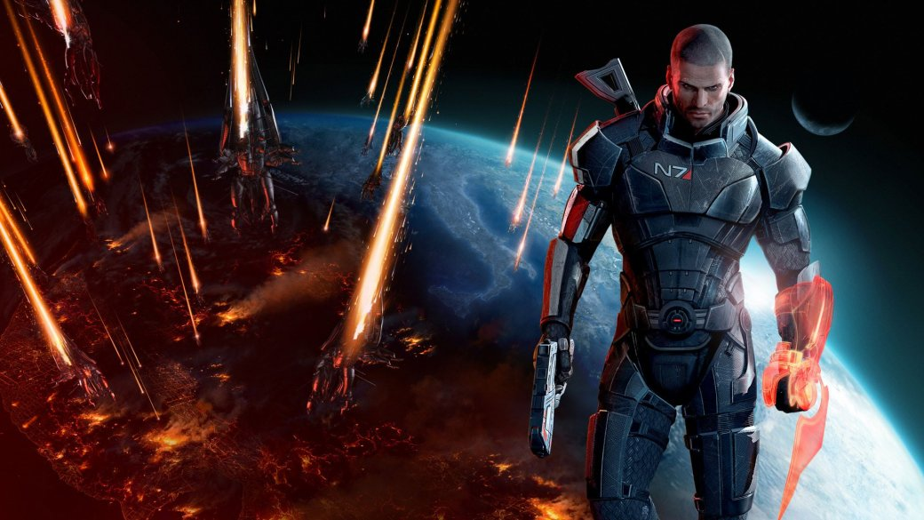 Худшие финалы ввидеоиграх, Mass Effect 3, Borderlands, BioShock, Fahrenheit, Vampire   Канобу