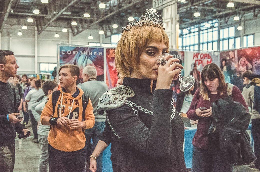 ФОТО. Косплей на«ИгроМире 2017» иComic Con Russia 2017 | Канобу - Изображение 12