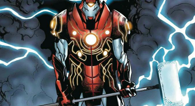 Гибрид Тора иЖелезного человека— какова его история визмененной вселенной Marvel? | Канобу - Изображение 8561