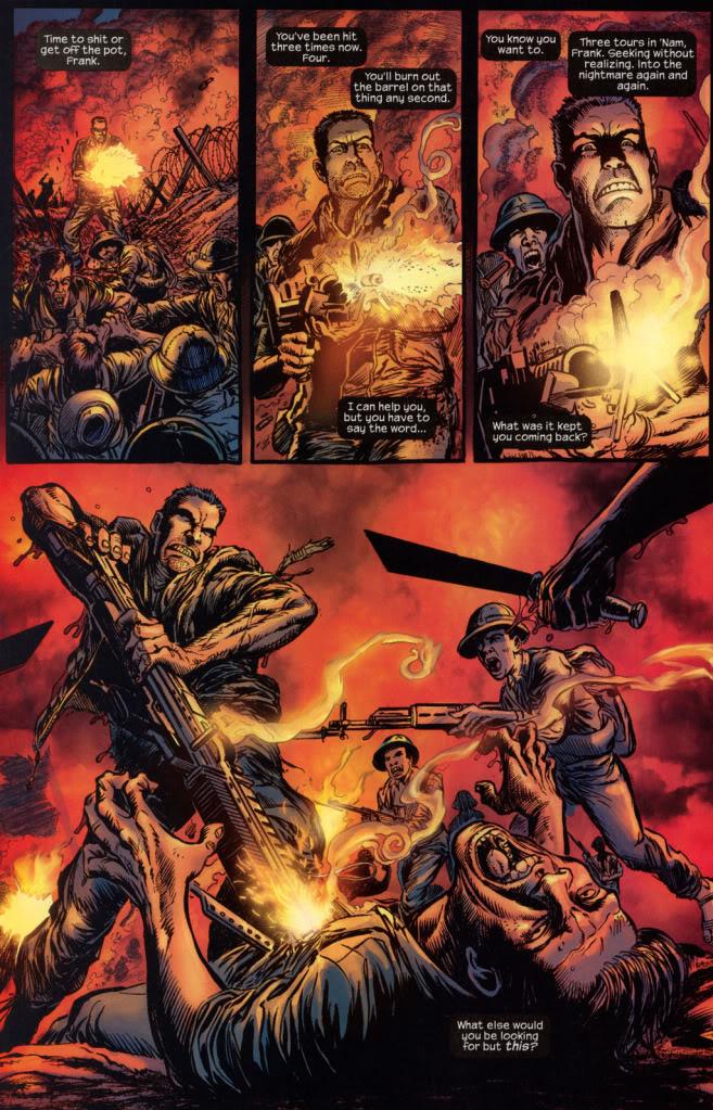 10 жестоких комиксов про Карателя. - Изображение 2