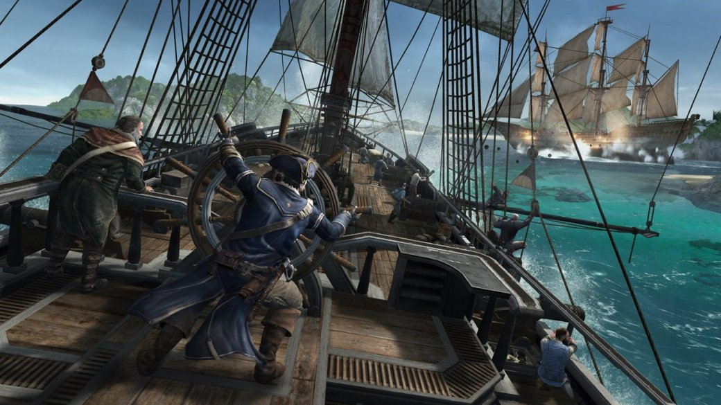 E3: Assassin's Creed III - наши впечатления | Канобу - Изображение 2