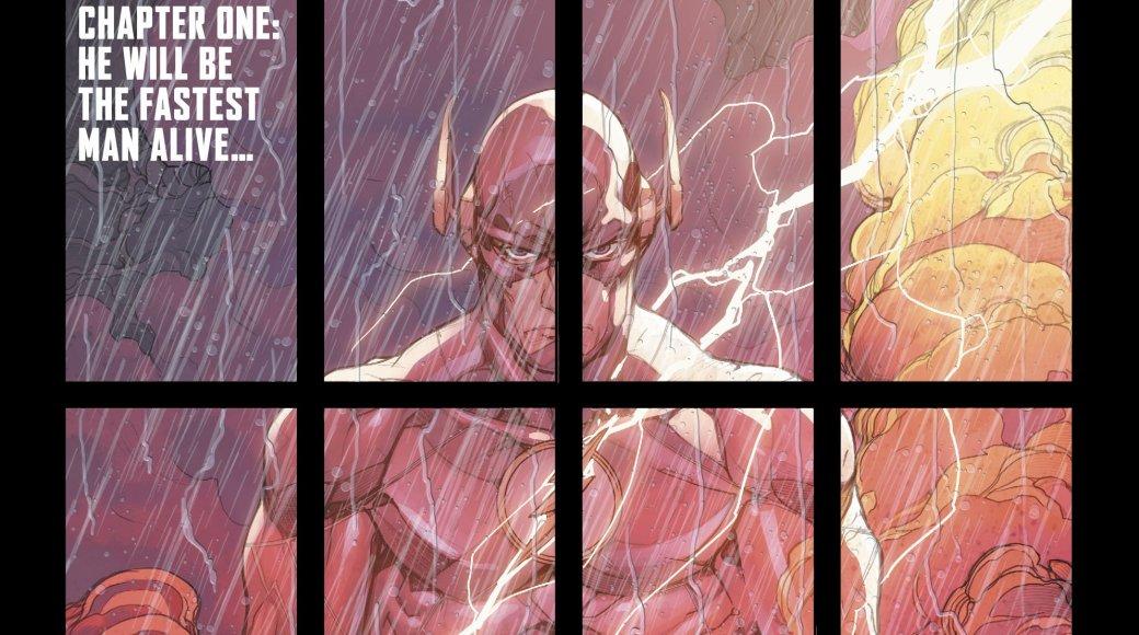 Какая неожиданная встреча произошла сФлэшем впервом выпуске Flash: YearOne? | Канобу - Изображение 1