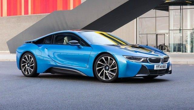 Шикарный спорткар BMW i8 превратили вмашину покемастера | Канобу - Изображение 11000