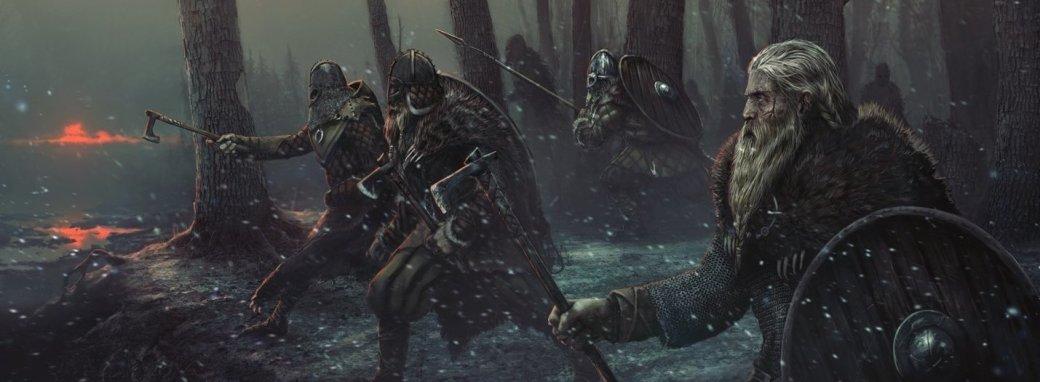5 крутейших исторических событий, на которых основана Ancestors Legacy: викинги, англосаксы, славяне   Канобу - Изображение 3369
