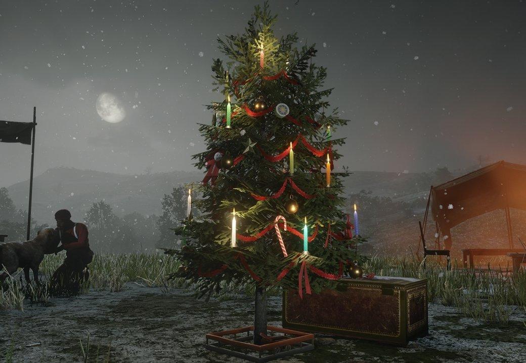 Где зарядиться новогодней атмосферой? Праздничные события в онлайн-играх | Канобу - Изображение 3145