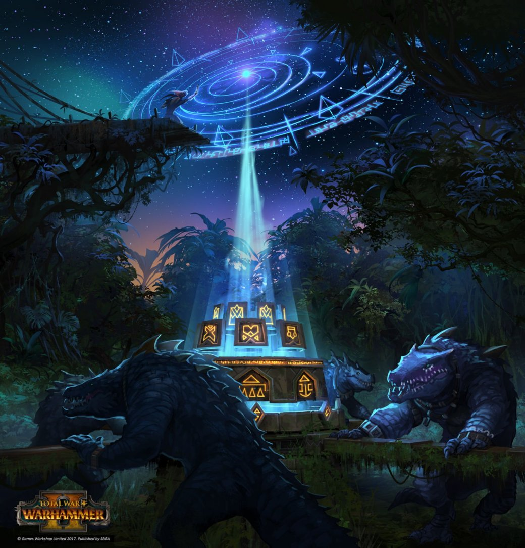 Взгляните напотрясающие концепт-арты Total War: Warhammer II. - Изображение 26
