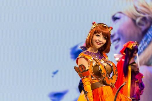 Девушки с Asia Game Show 2012   Канобу - Изображение 17