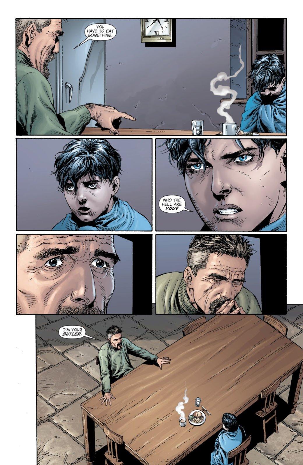 Batman a Harley Quinn porno komické