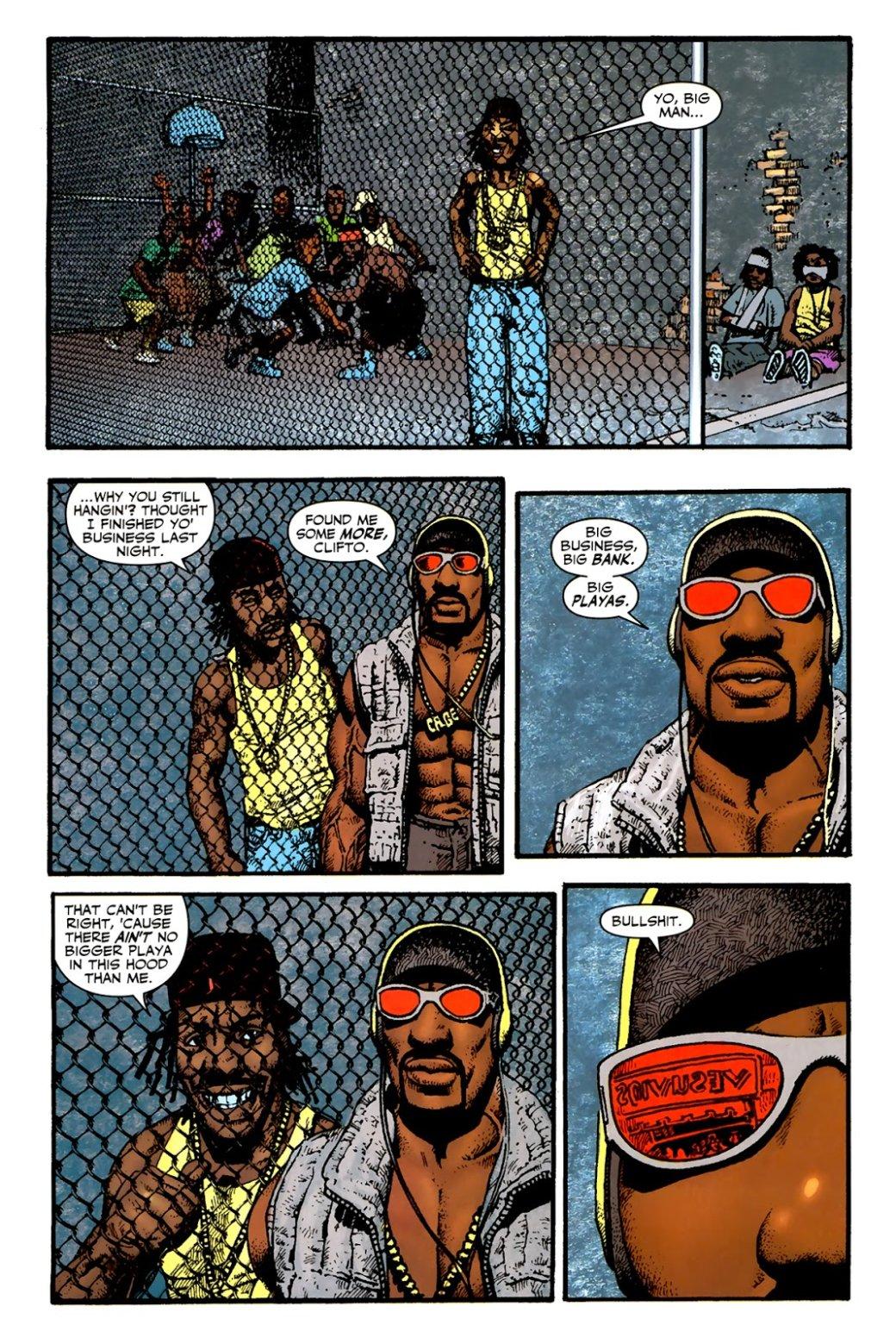 Крутые комиксы про чернокожих супергероев | Канобу - Изображение 6