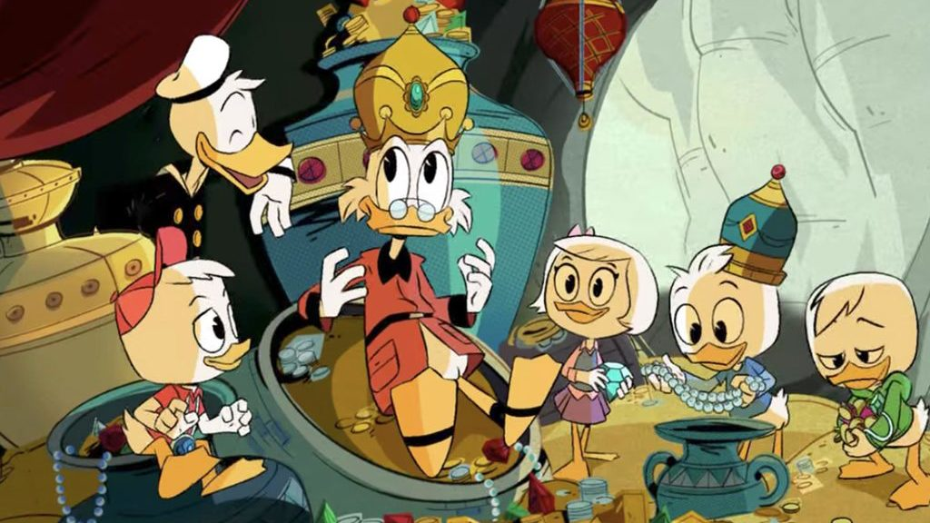 Лучшие мультсериалы Disney - топ-5 мультипликационных сериалов Диснея | Канобу