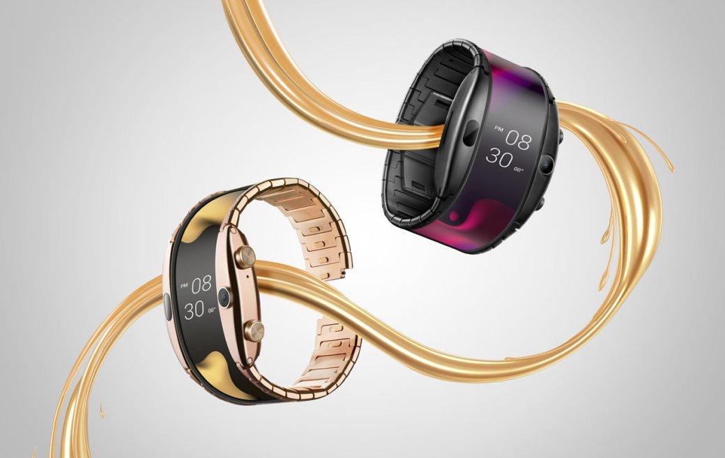 Анонс Nubia Alpha: смартфон-браслет сначинкой «умных» часов поцене от450 евро | Канобу - Изображение 1825