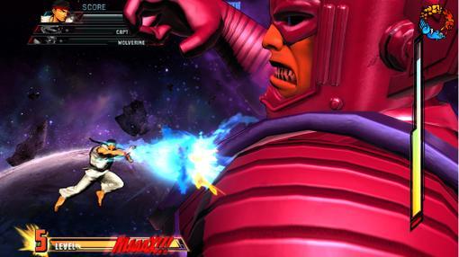 Обзор Marvel vs. Capcom 3: Fate of Two Worlds. Схватка двух йокодзун | Канобу