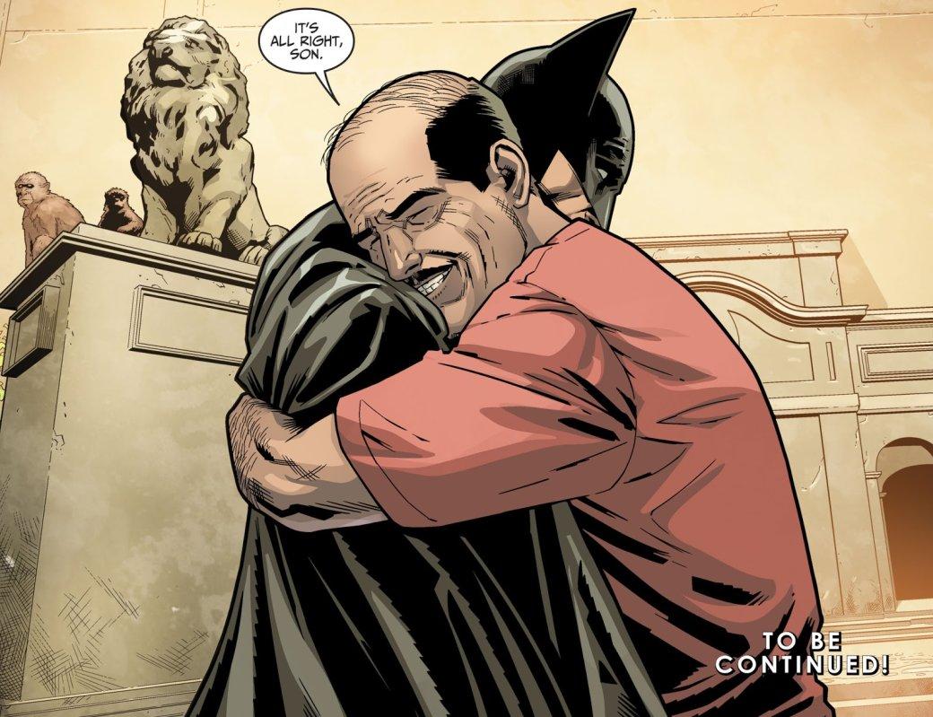 10 безумных вещей изприквела Injustice 2: президент-супергерой, двойник Бэтмена, свадьба злодеев | Канобу - Изображение 6585