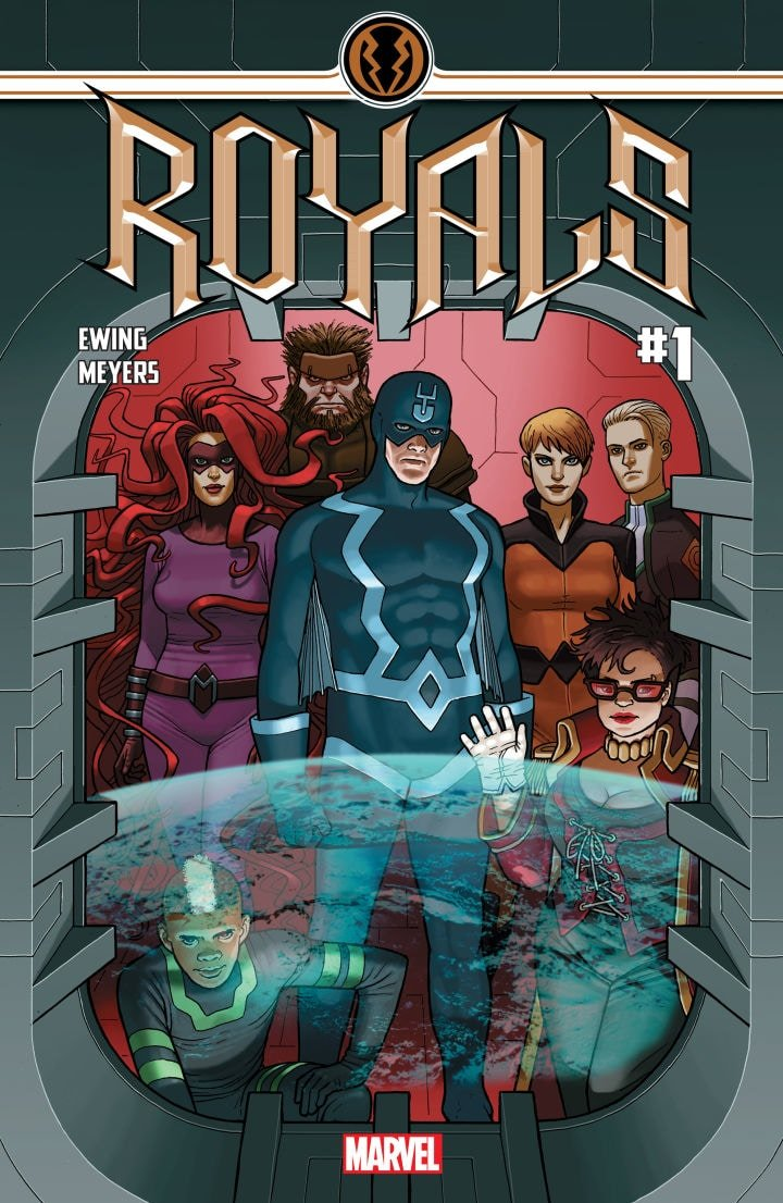 В марте у Marvel выйдет комикс, который определит будущее Нелюдей   Канобу - Изображение 8349