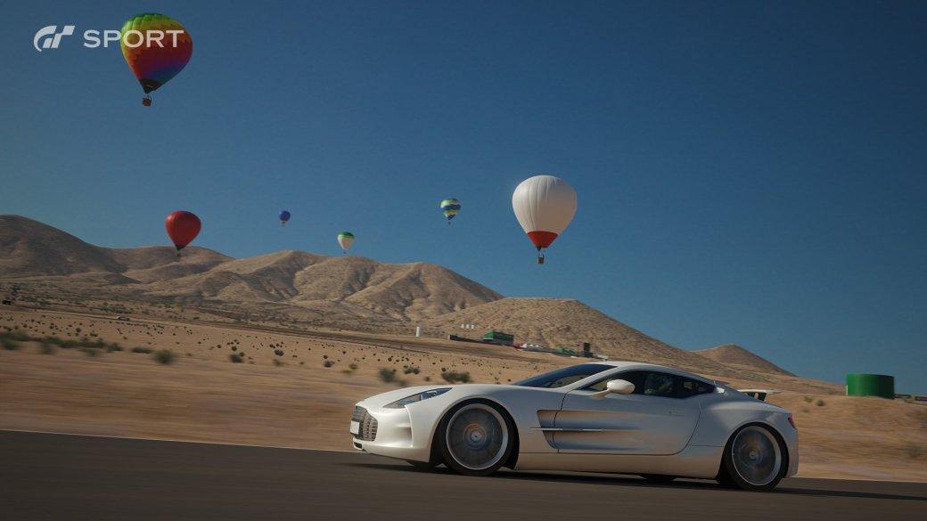 Суть. Gran Turismo Sport— потенциально революционный автосимулятор [+ВИДЕО] | Канобу - Изображение 2