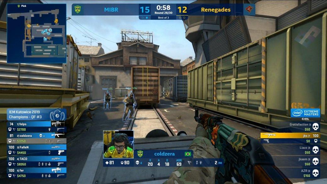 Команда поCS:GOвпрямом смысле «встала» вфинальном раунде «мейджора», чтобы отдать «эйс» | Канобу - Изображение 6265
