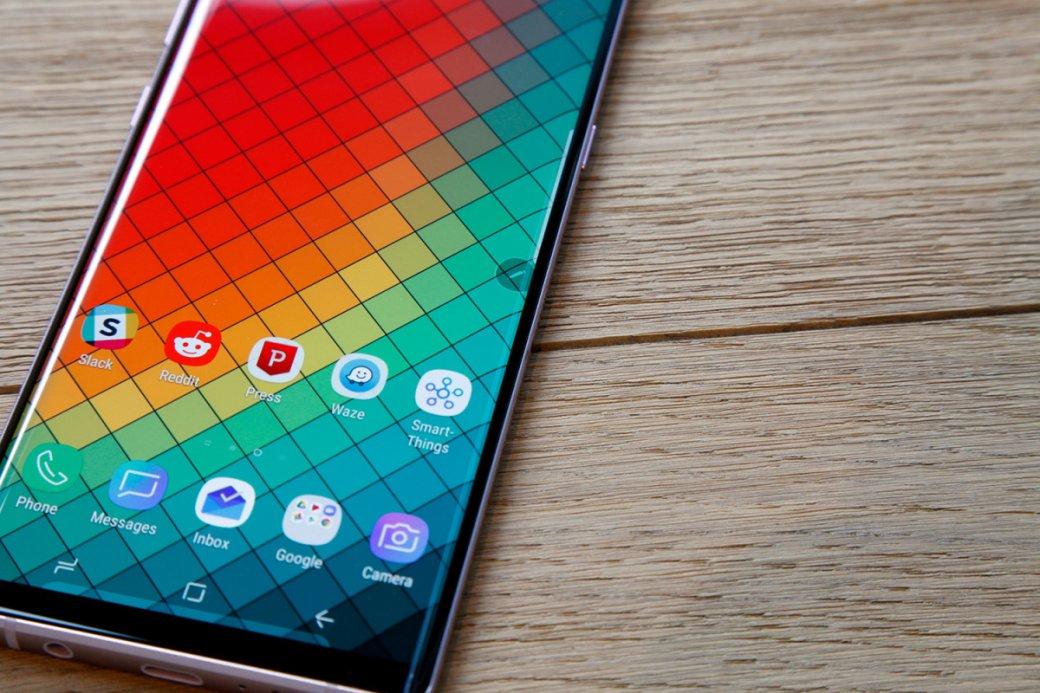 Стали известны характеристики нового флагмана  Samsung Galaxy Note 10+ | SE7EN.ws - Изображение 1