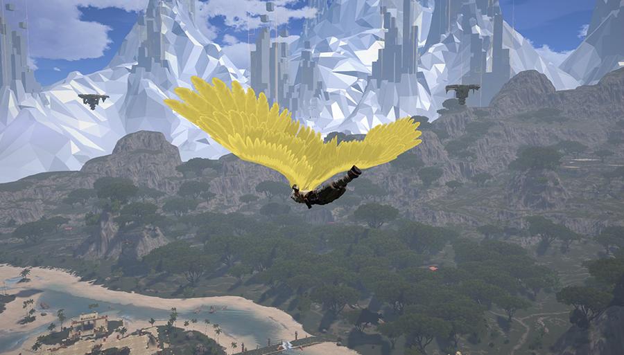 Чем режим Battle Royale из Skyforge отличается от других игр жанра — древние храмы, герои и PvE | Канобу - Изображение 2