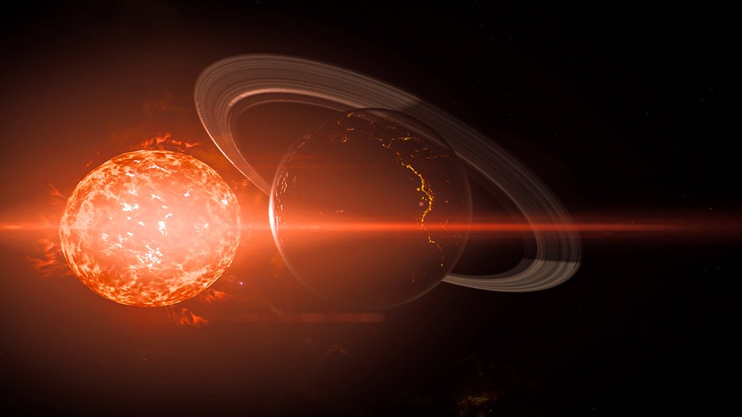 Потрясающий космос Mass Effect: Andromeda   Канобу - Изображение 9907
