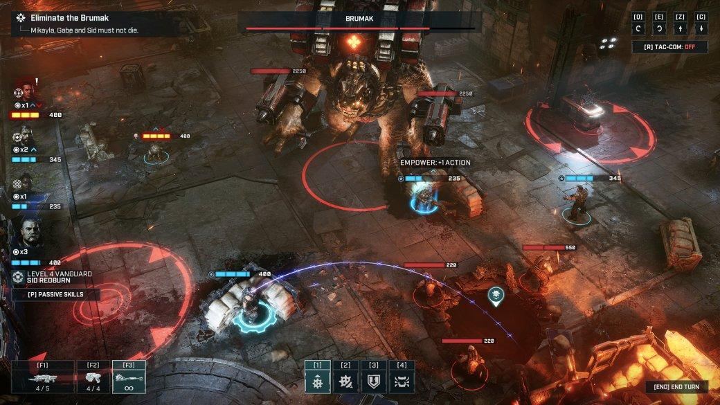 Обзор Gears Tactics— удачная попытка перенести Gears ofWar вжанр пошаговых стратегий | Канобу - Изображение 475