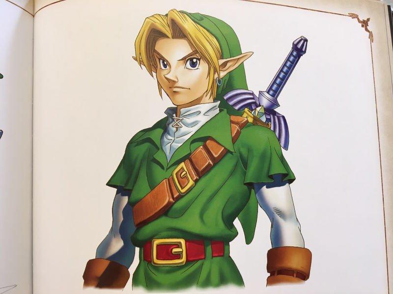 С какого актера срисован Линк в The Legend of Zelda? | Канобу - Изображение 291