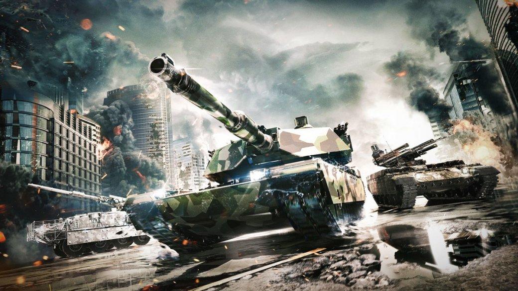 Мультиплеерный экшен Armored Warfare вышел на Xbox One. - Изображение 1