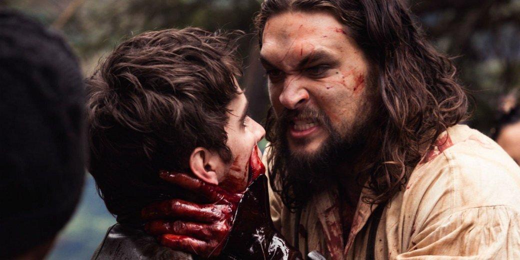 «Границу» с Джейсоном Момоа продлили на второй сезондо начала первого | Канобу - Изображение 478
