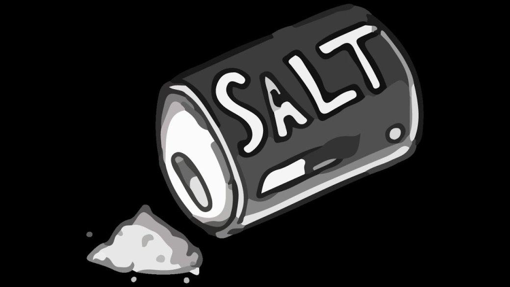 Самый соленый киберспортивныймем. Что такое Salt икто стал Salt King'ом?   Канобу - Изображение 4444
