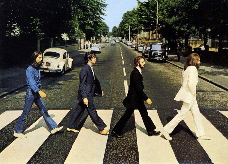 Легендарной обложке Abbey Road от Beatles – 50 лет. Как фанаты отмечают ее юбилей   Канобу - Изображение 1