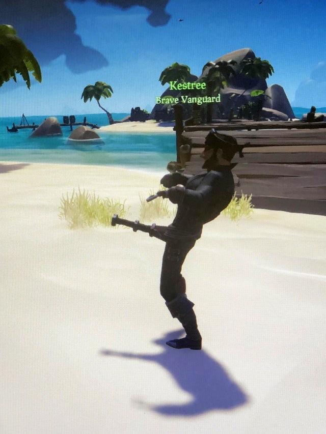 «Не тыкайте в меня своей подзорной трубой!» — из Sea of Thieves удалили забавный баг | Канобу - Изображение 4380