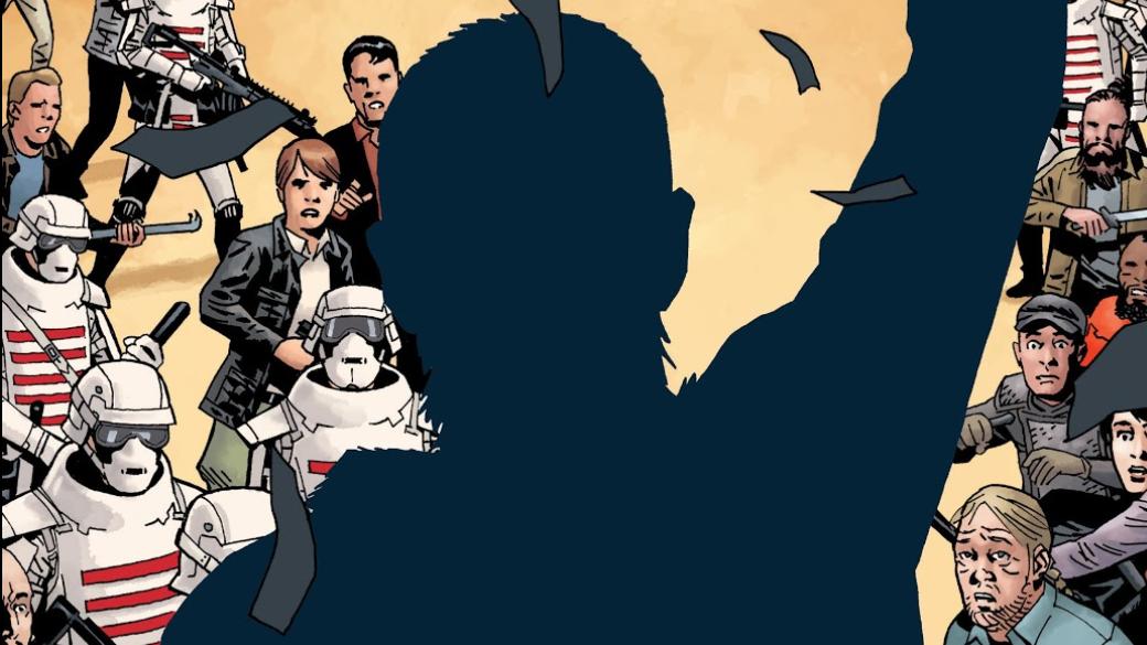 Мнение. Сновым выпуском комикса «Ходячие мертвецы» изменились навсегда | Канобу