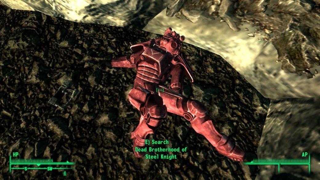 Новая модификация для Fallout 3 возвращает вырезанных изигры персонажей, оружие иброню. - Изображение 2