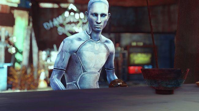 Моддер сделал синтов из Fallout 4 похожими на андроидов из Detroit: Become Human | Канобу - Изображение 4764