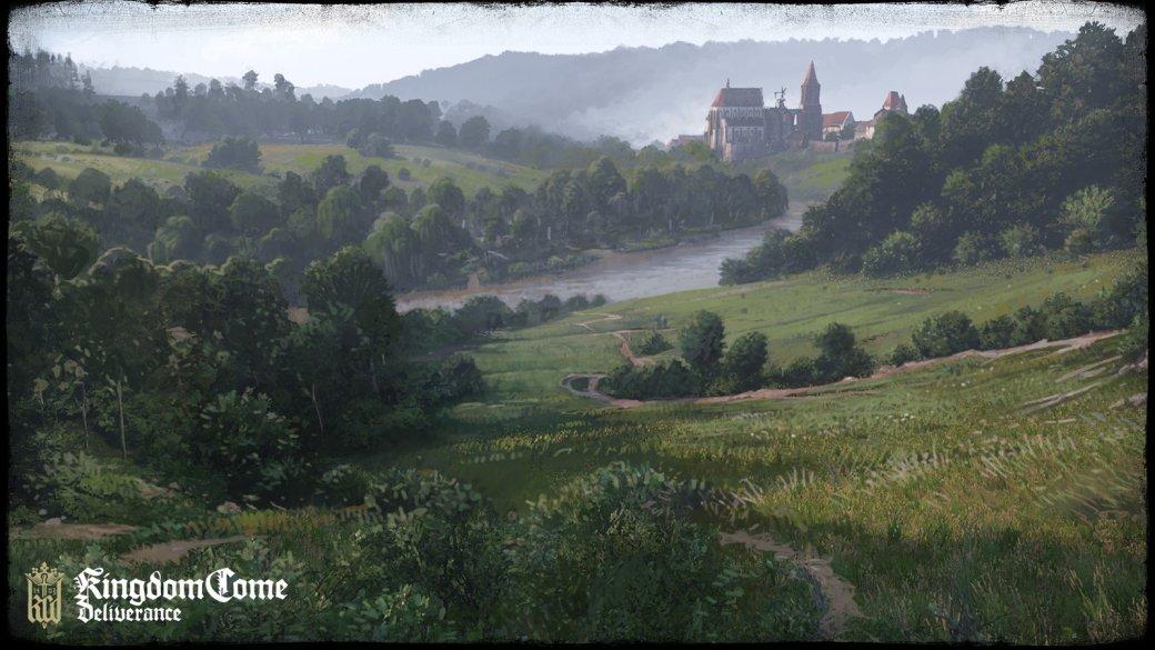 В работе. Живые впечатления от Kingdom Come: Deliverance — игры Warhorse Studios про Богемию | Канобу - Изображение 4