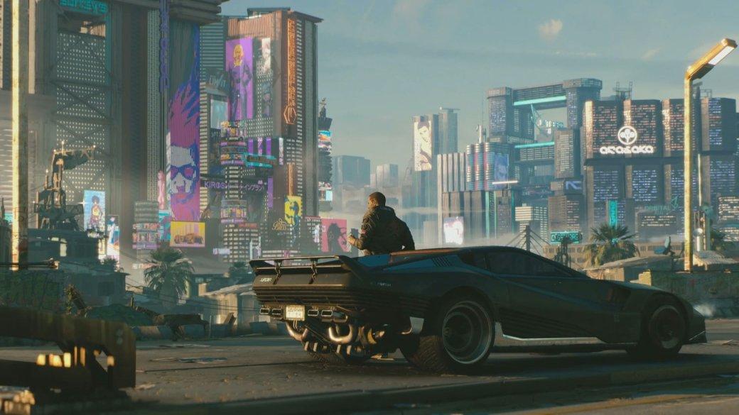 Е3 2018: куча новой информации оCyberpunk 2077— вид отпервого лица, редактор персонажа, бои   Канобу - Изображение 7252