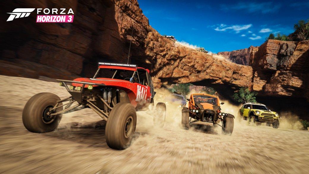 Forza Horizon 3: сотни машин, открытый мир и идеальный кооператив | Канобу - Изображение 4695