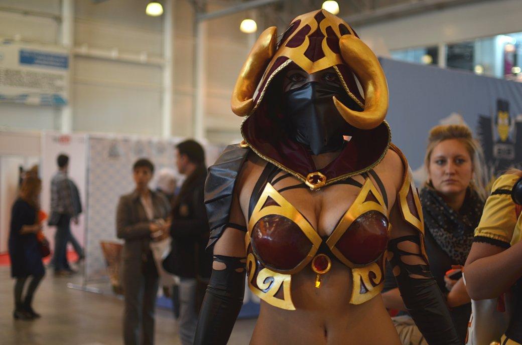 Фотоотчет с «Игромира» и Comic Con Russia, день 1 | Канобу - Изображение 2218