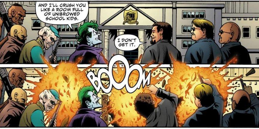 Самые ужасные поступки Джокера   Канобу - Изображение 10299