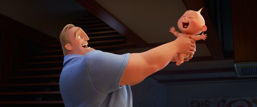 «Суперсемейка 2»— отличный сиквел супергеройского шедевра Pixar. - Изображение 4