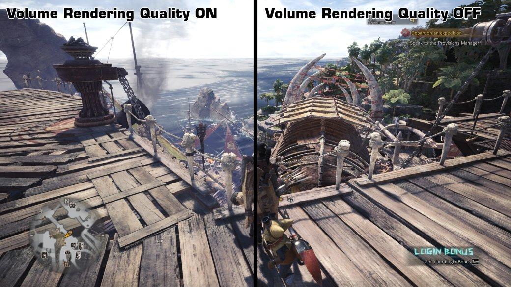 Гайд. Как улучшить в Monster Hunter: World улучшить производительность игры на ПК?. - Изображение 4