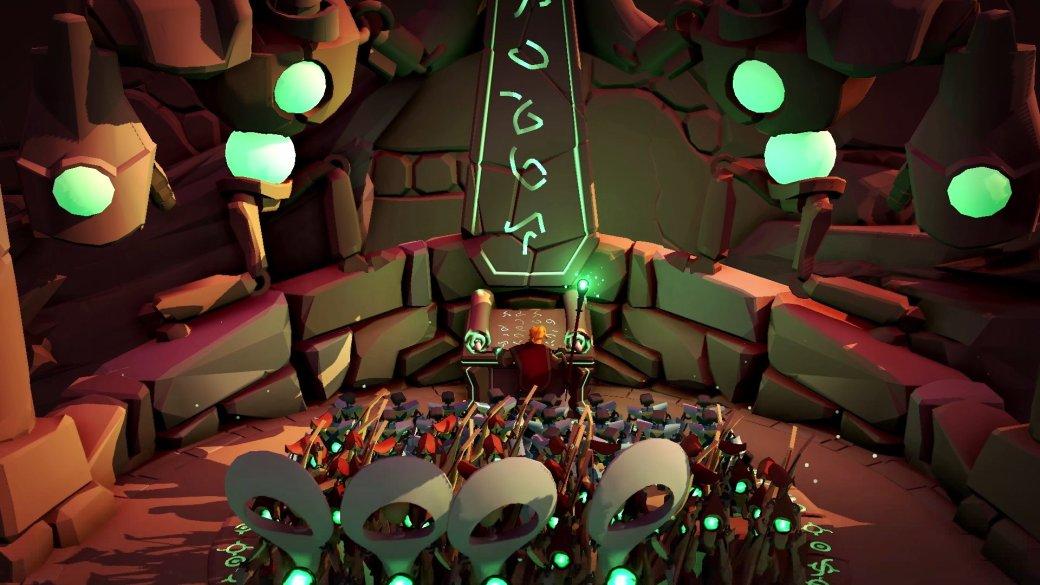 Суть. Masters of Anima — игра, похожая на Overlord и в то же время от нее бесконечно далекая . - Изображение 1