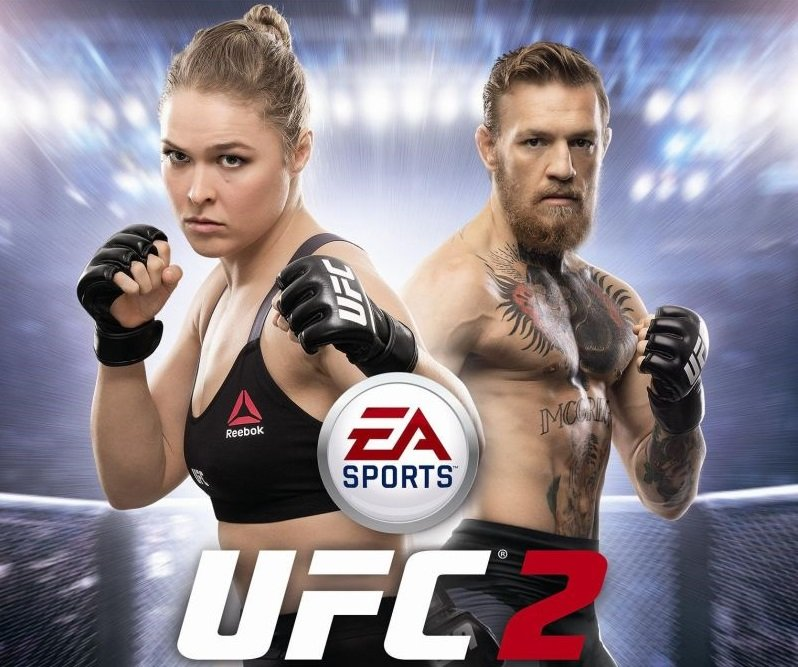 Проклятие обложки UFC 2 снова в действии | Канобу - Изображение 3803