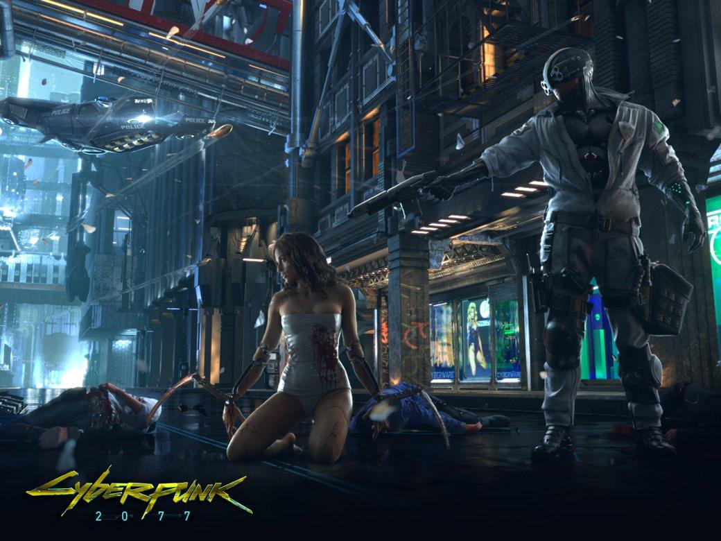 Слух: Cyberpunk 2077 уже виграбельном состоянии. УSony даже есть ранняя демоверсия. - Изображение 2