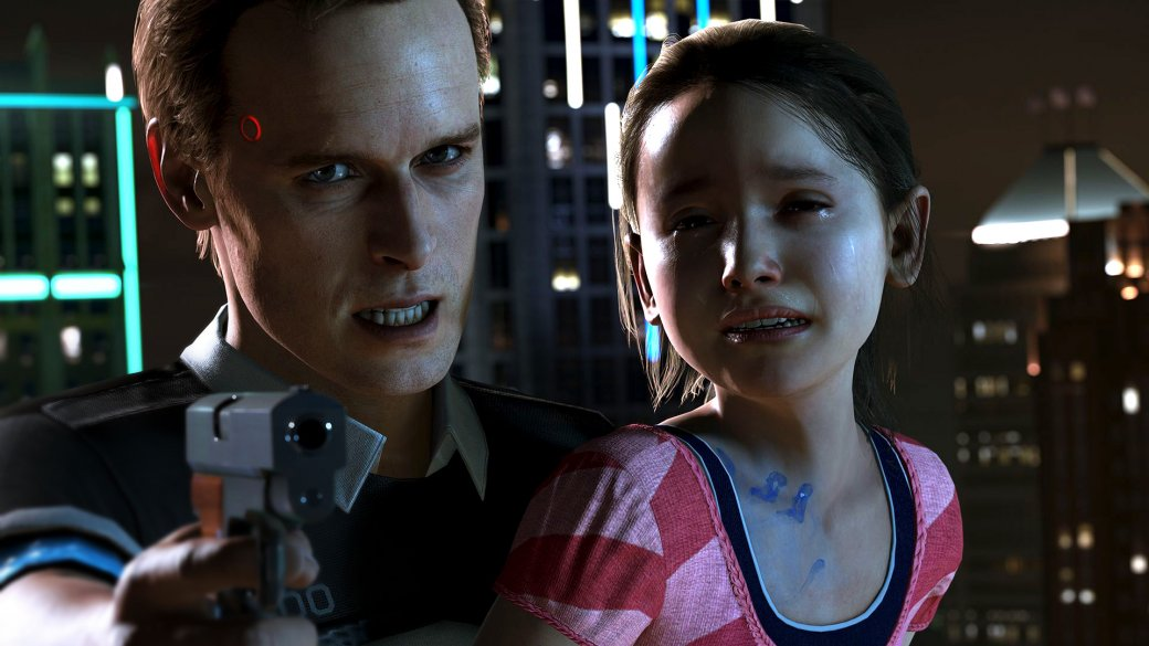 Detroit: Become Human— самая нелинейная игра Дэвида Кейджа?. - Изображение 7